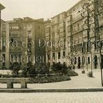 1905-1910 Plaza del Príncipe desde su lado este