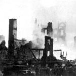 1941 Vista desde la Plaza de los Remedios hacia el sur