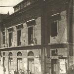 1890 Teatro Principal, construido hacia 1837 (proyecto de Antonio Arrieta) y desaparecido en un incendio en 1915