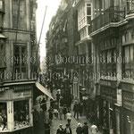 ¿1915 o 1925? Entrada a La Blanca desde la Plaza Vieja