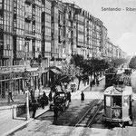 1923-1925 La Ribera desde el puente