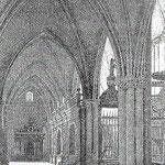 1888 Nave sur de la Catedral