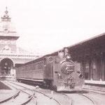 1920 Andenes de la Estación de la Costa