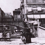 1887 Puente de Vargas desde La Ribera