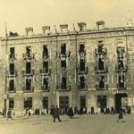 1943 Ruinas del edificio de la Aduana
