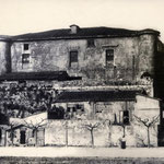 c. 1890 Castillo de San Felipe, derribado en 1896