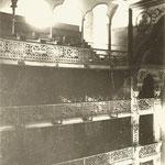 1900-1915 Interior del Teatro Principal