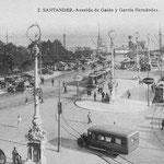 ¿Año? Avenida de Alfonso XIII desde La Ribera