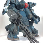 "AMS-141 ゼク・アイン(第653特殊重MS 大隊 ""Blauer KanonenVogelⅠ""):Type-94さん"