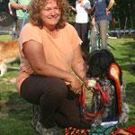 A2 Large 1. Platz Spiel (A1+A2) Large 3. Platz  Annette Mussler mit Bonny