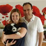 Familie Schönberger mit Ayda