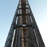 Sie wird Himmelsleiter genannt., erbaut auf einem alten Kultplatz aus vergangenen Zeiten