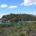 Plage du Cap Léoube