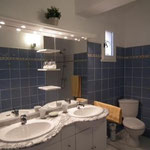 Salle d'eau - Chambre Santoline