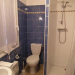 Chambre Lilas - Sa salle d'eau