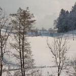 Der Ausblick im Winter