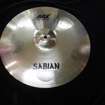 Sabian AAX Studio Crash 16""