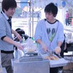■フライドポテト作ってます