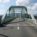 県工事 一般県道石鳥谷大迫線大正橋橋梁補修工事