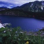 富山のみくりが池。(ericoさんより。感謝です(^^))