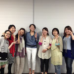 TCカラー仲間での勉強会は本当に楽しいんです!