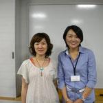 TCカラー創設者の中田哉子先生はとっても気さくで素敵な先生です。