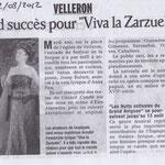 Viva la Zarzuela