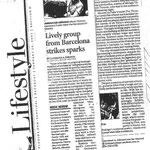 South Florida Sun-Sentinel, January 2002, L. Johnson