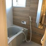 2LDKタイプ 浴室