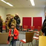 Im Seminarraum