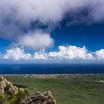national park viewpoint - beautiful nature, Curacáo, Carribean