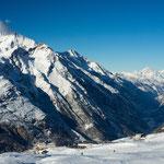 Zermatt vom Gornergrat