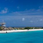 Klein Curacáo island, beautiful nature, Curacáo, Carribean