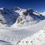 Aletsch-Gletscher/ Aletsch-glacier