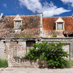 old house, one of many, Curacáo, Carribean