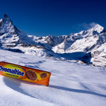 Ovomaltine, Gornergrat, Matterhorn