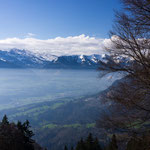 hike to the top of the Pilatus mountain by Lucerne, Switzerland