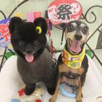 レイカちゃん&マミちゃん