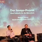 Das Imago-Projekt von Robert Corvus, moderiert von A. Wetekam