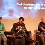 Endlich - Christian Montillon und Wim Vandemaan präsentieren PR 3000