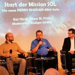Kai Hirdt, Rüdiger Schäfer und KNF