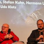 Hermann Urbanek ist ein Fan-Urgestein