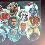 Die vielen Gesichter des Perry Rhodan