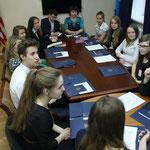 апрель 2014 г Екатеринбург. Генеральное консульство США
