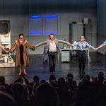 Schlussapplaus im Kurtheater in Baden am 18. 12. 2015, Foto von René Tanner
