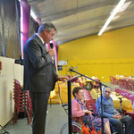 discours...de Mr Ruault, Conseiller Général du secteur...