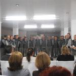 al risorante Battisti di Nova  Trento