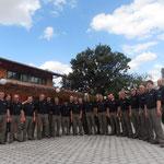 al circolo Trentino di Blumenau