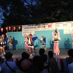 京都徳島県人会 鴨川納涼 2012