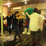 すだちくんだって踊る!